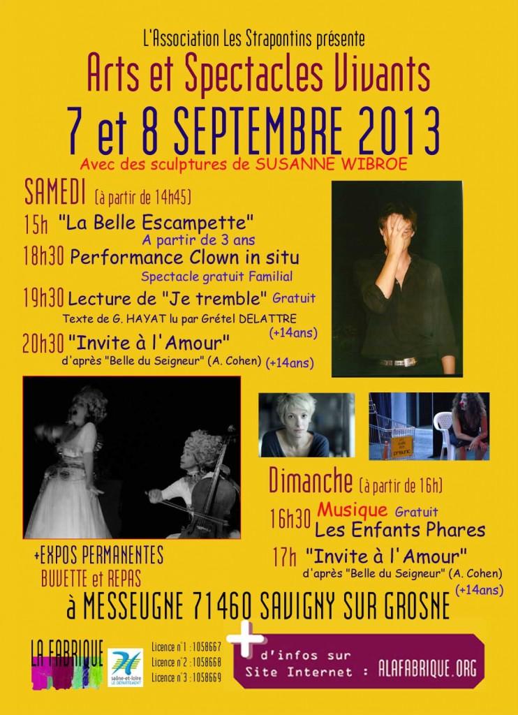 SIXIEME Fabri-K-tion 2013