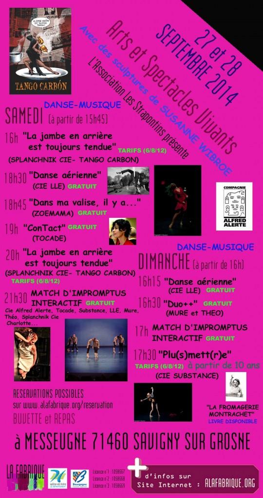 AFFICHE Septième Fabri-K-tion 2014
