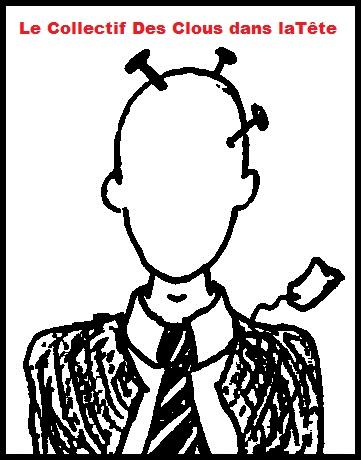 Logo Les Clous dans la Tête