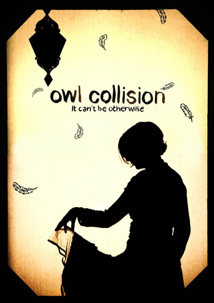 AFFICHE Owl Collision