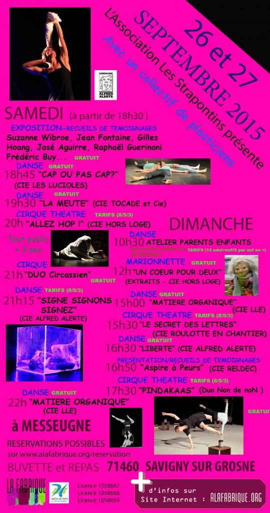 AFFICHES Quatrième Fabri-K-tion 2015