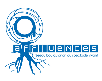 Logo Affluences bleu